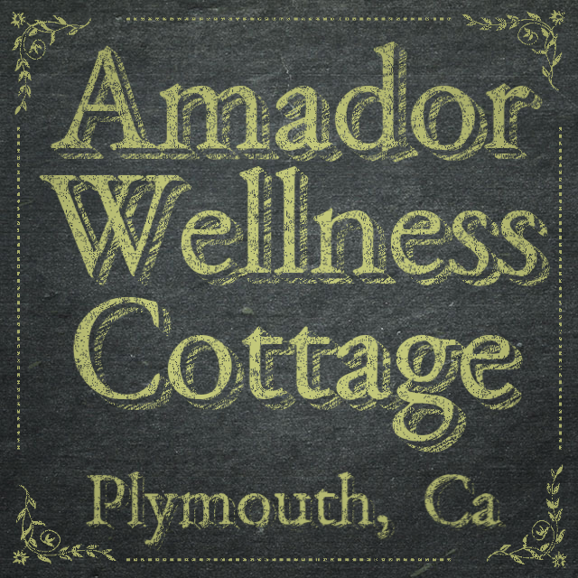 Amador Wellness Cottage