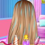 لعبة تسريحة شعر البنات