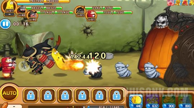 Download Game Larva Heroes Mod Apk