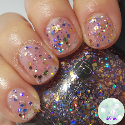 FingerPaints New Feb 2016 Shades - I Am So Enameled By You | Kat Stays Polished