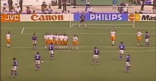 نوستالجيا فوتبول - البرازيل وهولندا خلال كأس العالم 1994