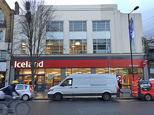 Former Woolies, 333/337 Mare Street, Hackney, E8 1HY