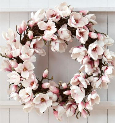 Christmas wreath, magnolia - Cool Chic Style Fashion
