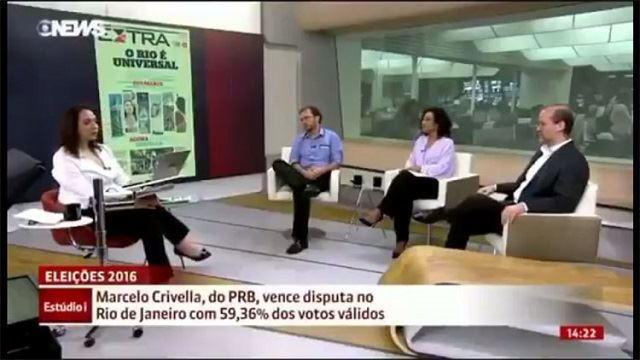 Rede Globo tenta apagar viral da rede. Foto: Internet