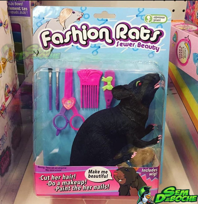 Rato fashion