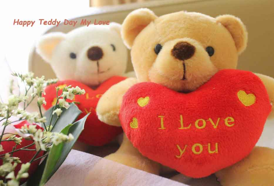 Teddy Bear Day Messages For Boyfriend 2017 Teddy Day Quotes For