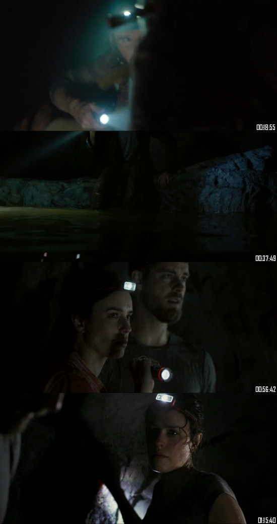 Black Water Abyss 2020 WEB-DL 720p 480p Dual Audio Hindi English Full Movie Download
