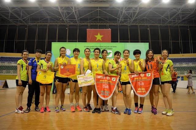 Lịch thi đấu giải vô địch TPHCM năm 2019