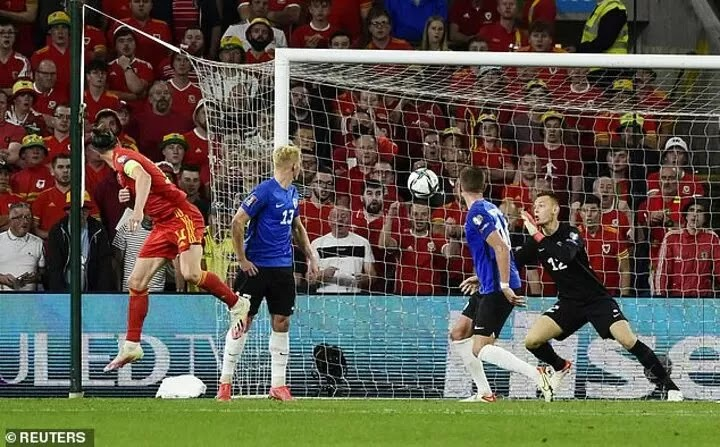 Wales suffer setback in bid to qualify for 2022 World Cup against Estonia