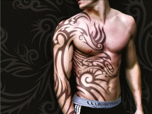 c3f624bb4 How To Find Best Abstract Tattoo Designs Online | Tattoos For Men