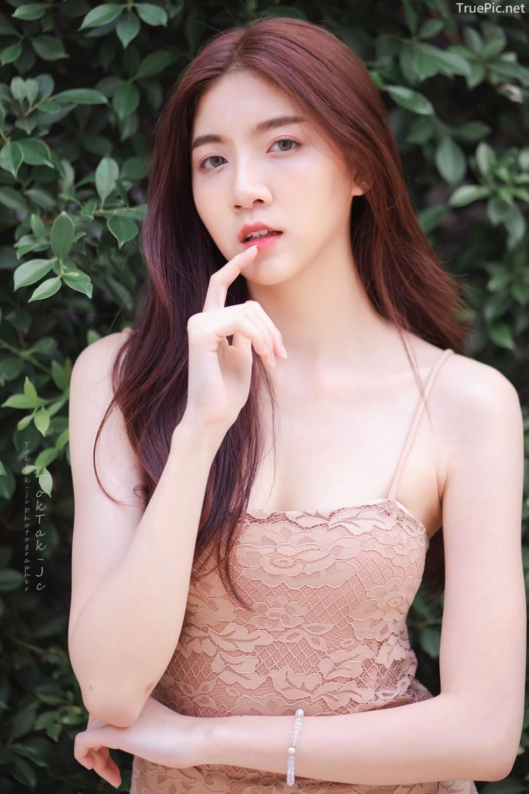Thailand angel model Sasi Ngiunwan - Beauty portrait photoshoot - Picture 2