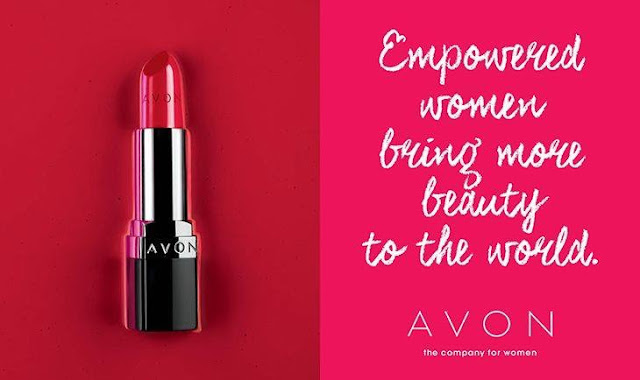 Empowered women brings beauty to the world - AVON