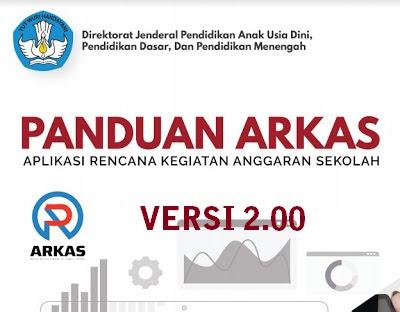 Manual Aplikasi RKAS 2.00 | Buku Panduan Aplikasi RKAS 2.00
