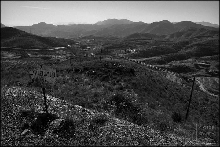 fotografía, montaña, Murcia, tallante, paisaje