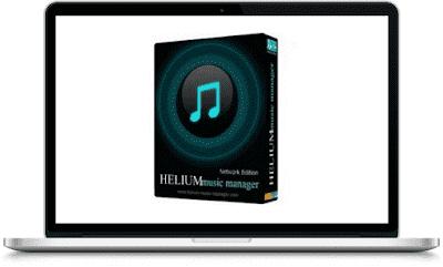Helium Music Manager Premium 14.5 Build 16364 Full Version