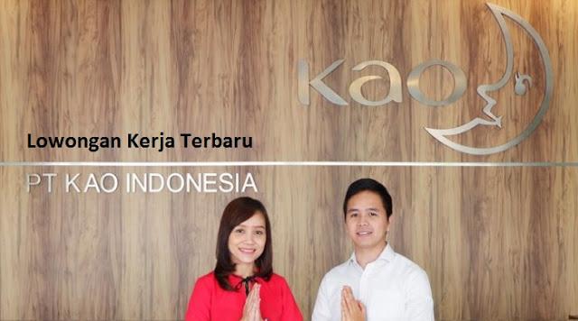 PT KAO Indonesia Buka Lowongan Kerja untuk 13 Posisi Penting Perusahaan Terbuka Seluruh Indonesia