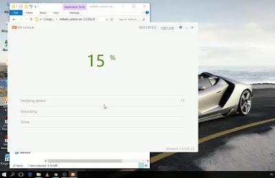 Cara Terbaru Unlock Bootloader Xiaomi 33