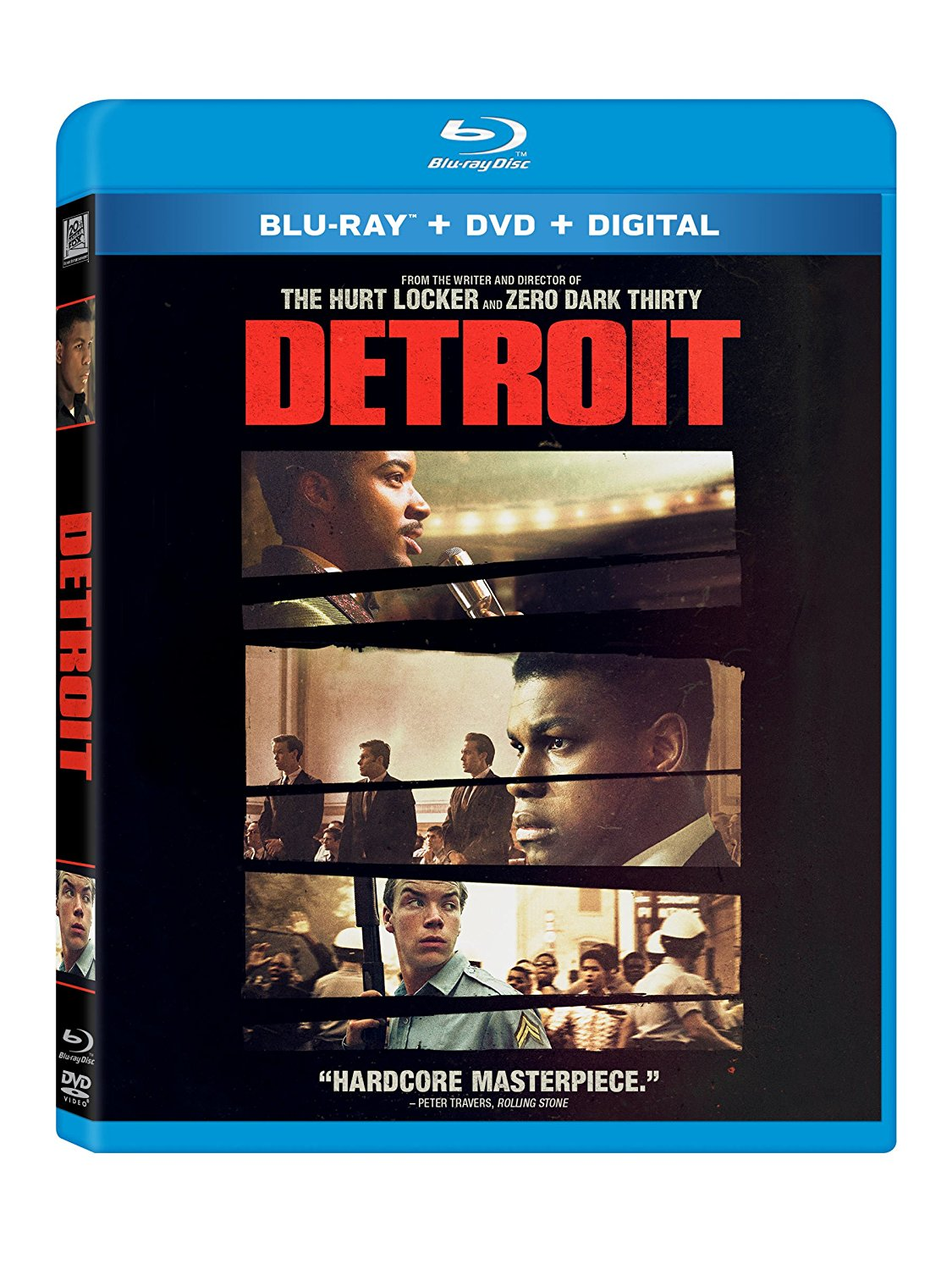 New On DVD And Blu-ray: DETROIT (2017)