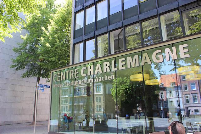 Centre Charlemagne Aachen NRW