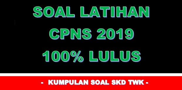 Download Soal Latihan Dan Pembahasan Tes Cpns Twk Pdf