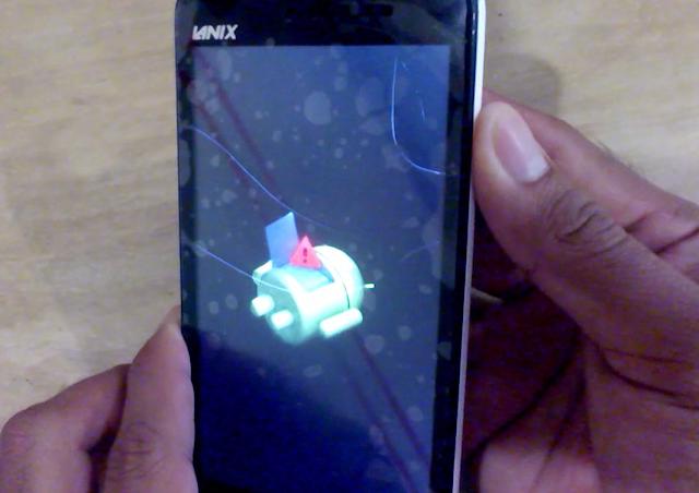 restablecer un celular Lanix ILIUM S520