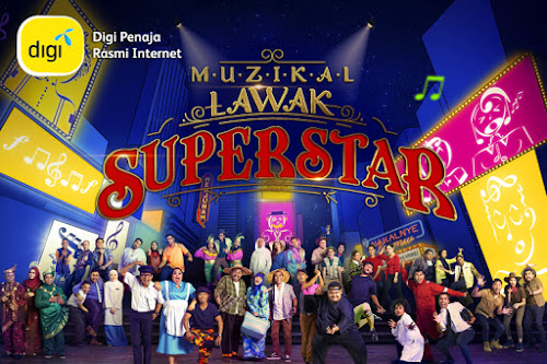 Muzikal Lawak Superstar 2019