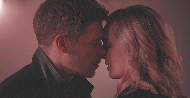 The Originals Klaus And Caroline