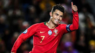 CR7 Scores Hat-trick as Portugal Close in on Euro Spot