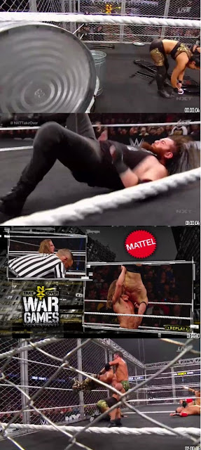 WWE NXT TakeOver WarGames 24th November Full Episode 480p 720p HD || 7starhd 1