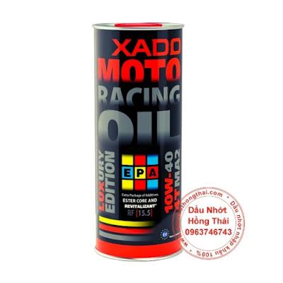Xado Luxury Moto Racing 10W40 SN/MA2