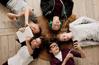 social media and teens