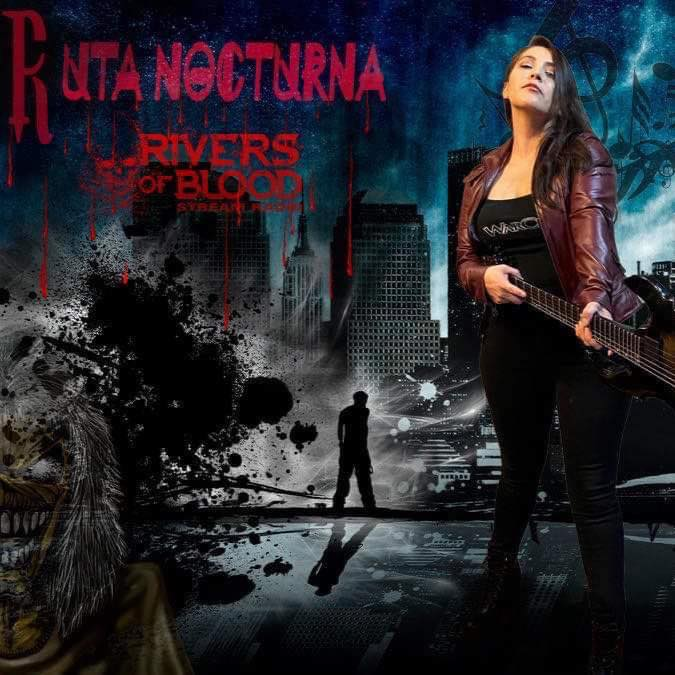 VERONICA RIVERS OF BLOOD