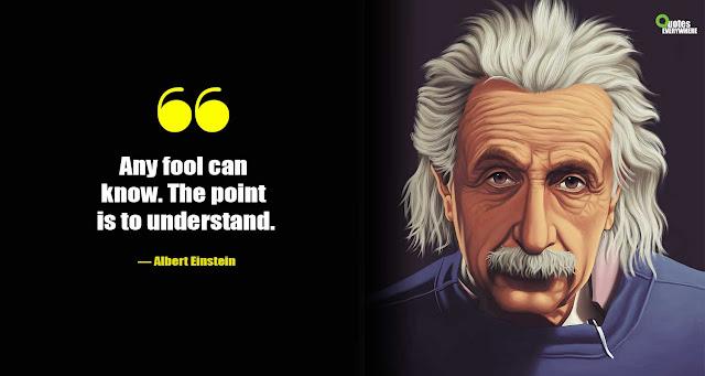Albert Einstein Quotes about Love
