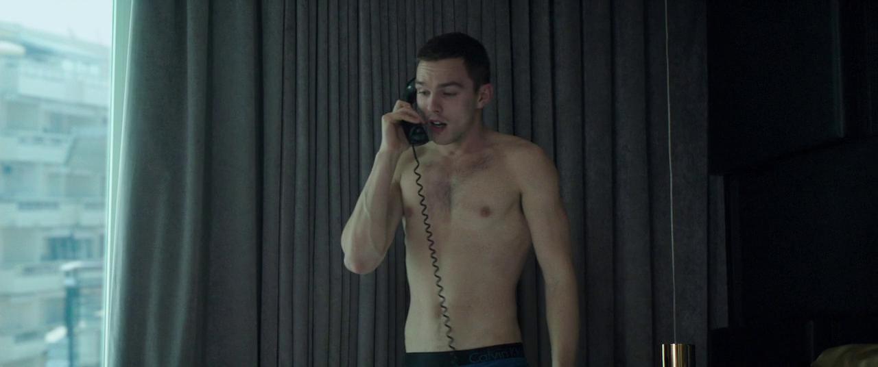 Shirtless Men On The Blog: Nicholas Hoult Shirtless