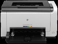 No-cost printer, HP CP1025 Colour
