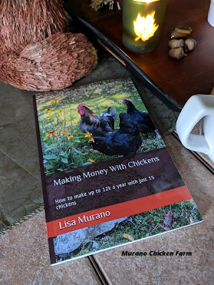 Make money with chickens book