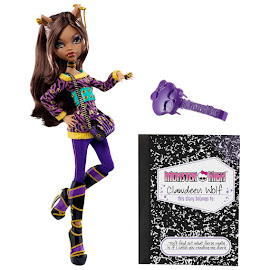 MH School's Out Clawdeen Wolf Doll