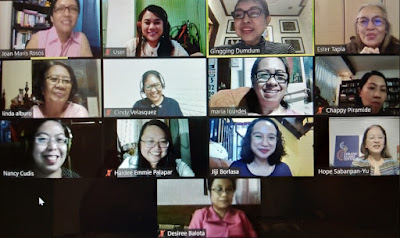 women in literary arts cebu literary groups 2020
