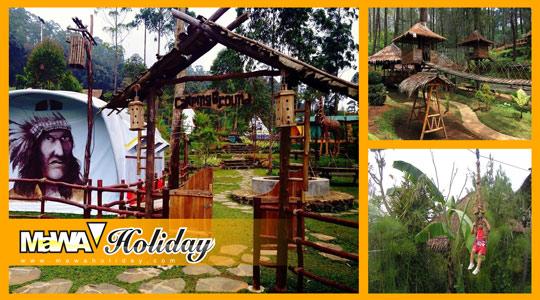 Spirit Camp & Sahabat Alam Bandung