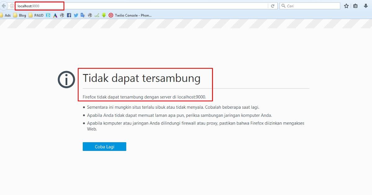 Error web dapodik tidak bisa dibuka