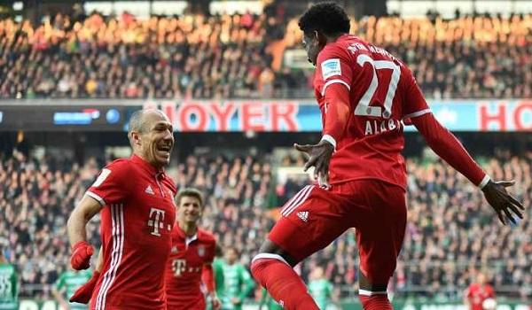 Prediksi Bayern Munchen vs Anderlecht Liga Champions