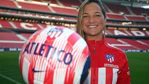 La futbolista venezolana, Deyna Castellanos, anunció dar positivo para COVID-19