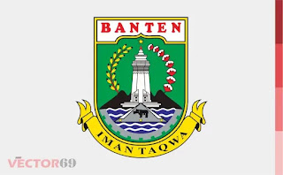 Logo Provinsi Banten - Download Vector File PDF (Portable Document Format)