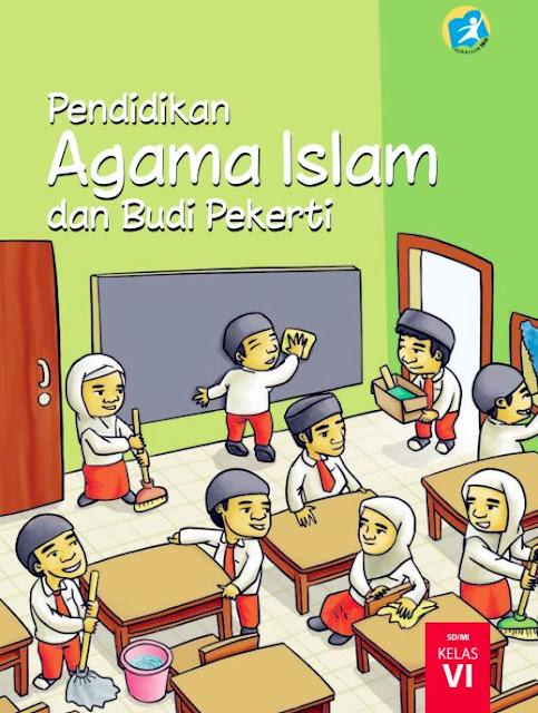 Buku Siswa Kelas 6 SD/MI Pendidikan Agama Islam dan Budi Pekerti