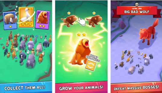Animal Warfare Mod Apk