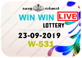 KeralaLotteryResult.net, kerala lottery kl result, yesterday lottery results, lotteries results, keralalotteries, kerala lottery, keralalotteryresult, kerala lottery result, kerala lottery result live, kerala lottery today, kerala lottery result today, kerala lottery results today, today kerala lottery result, Win Win lottery results, kerala lottery result today Win Win, Win Win lottery result, kerala lottery result Win Win today, kerala lottery Win Win today result, Win Win kerala lottery result, live Win Win lottery W-531, kerala lottery result 23.09.2019 Win Win W 531 09 September 2019 result, 09 09 2019, kerala lottery result 23-09-2019, Win Win lottery W 531 results 23-09-2019, 23/09/2019 kerala lottery today result Win Win, 23/9/2019 Win Win lottery W-531, Win Win 23.09.2019, 23.09.2019 lottery results, kerala lottery result September  2019, kerala lottery results 09th September 2019, 23.09.2019 week W-531 lottery result, 23-9.2019 Win Win W-531 Lottery Result, 23-09-2019 kerala lottery results, 23-09-2019 kerala state lottery result, 23-09-2019 W-531, Kerala Win Win Lottery Result 23/9/2019