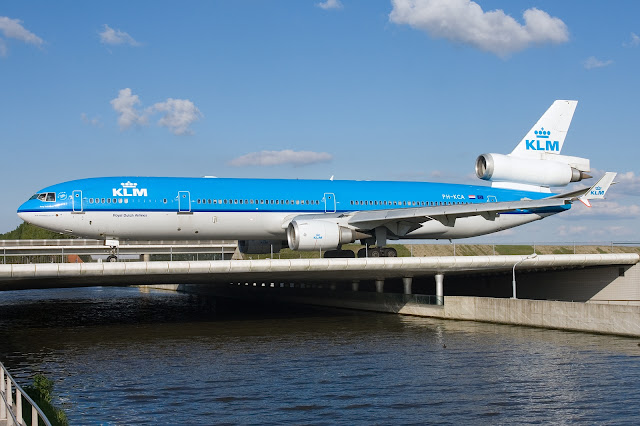 KLM Royal Dutch Airlines, McDonnell-Douglas MD-11
