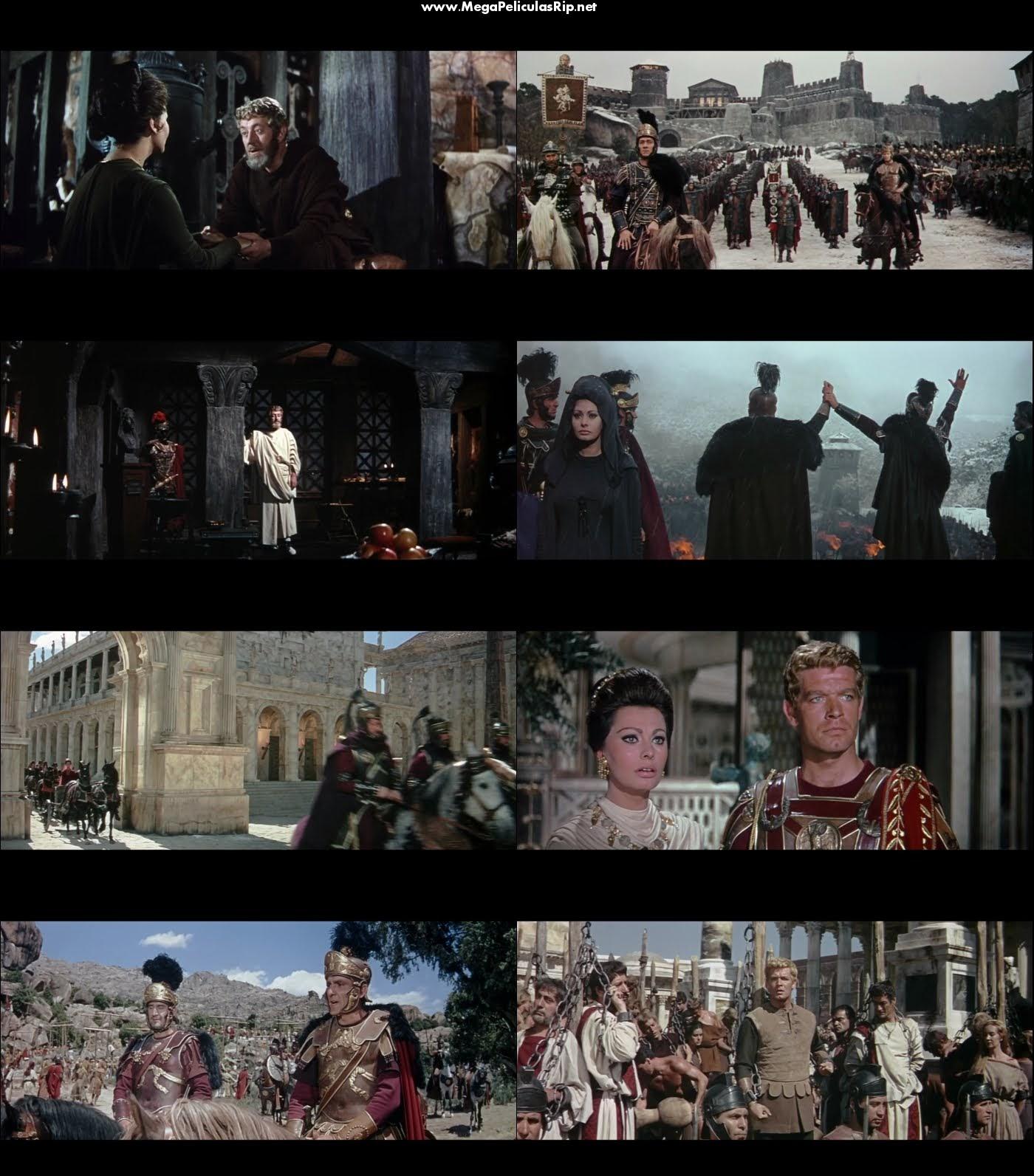 La Caida Del Imperio Romano 1080p