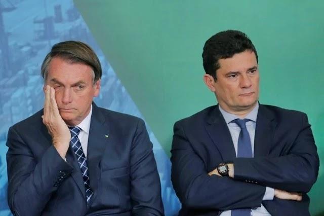 Bolsonaro crise com Moro