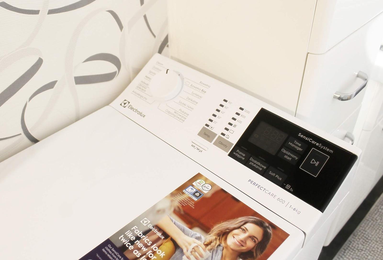 electrolux perfectcare 600